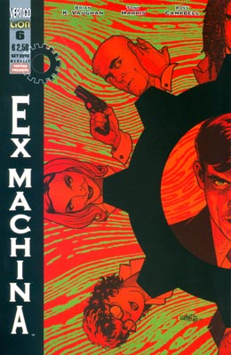 Ex Machina - Prima serie n. 6