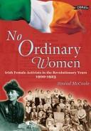 No ordinary women