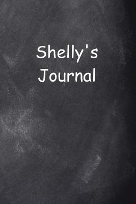 Shelly Personalized Name Journal