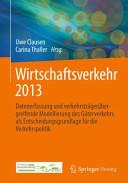 Wirtschaftsverkehr 2013