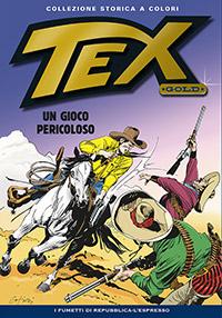 Tex collezione storica a colori Gold n. 25