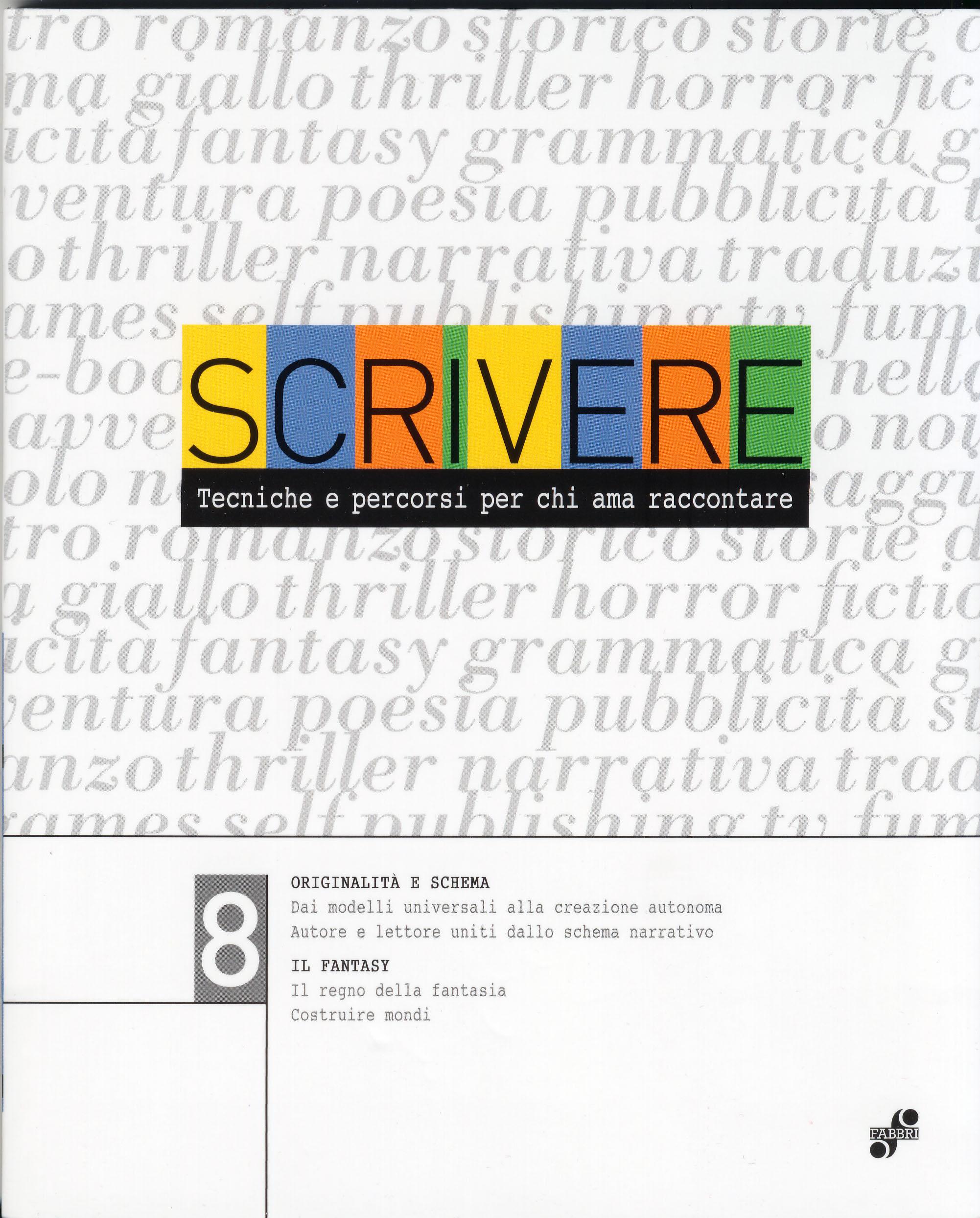 Scrivere - vol. 8