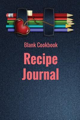 Blank Cookbook Recip...
