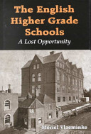 The English Higher Grade Schools