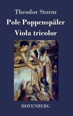 Pole Poppenspäler / Viola tricolor