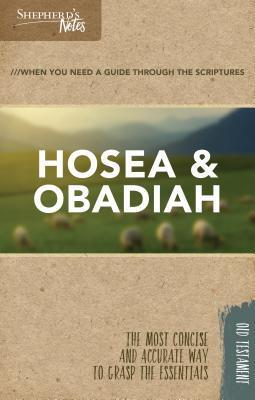 Hosea/Obadiah