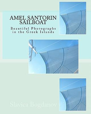 Amel Santorin Sailboat