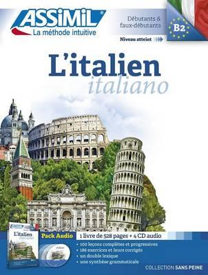 L'italien. Con 4 CD Audio