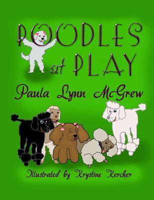 Poodles at Play