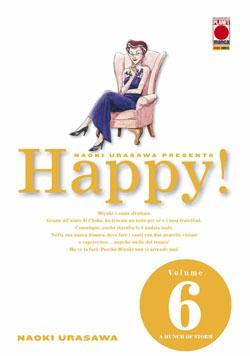 Happy! vol. 6