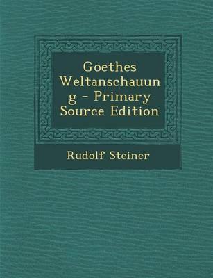 Goethes Weltanschauu...