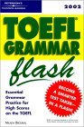 Peterson's Toefl Grammar Flash 2002