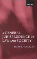 A General Jurisprude...