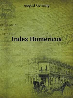 Index Homericus