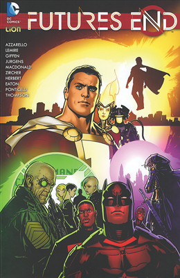 Futures End vol. 10