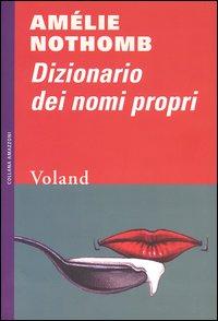 Dizionario dei nomi ...