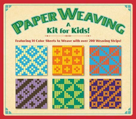 Paper Weaving Kit