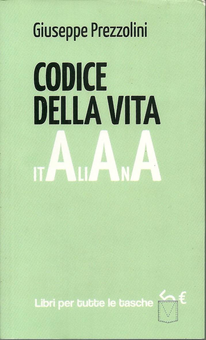 Codice della vita italiana