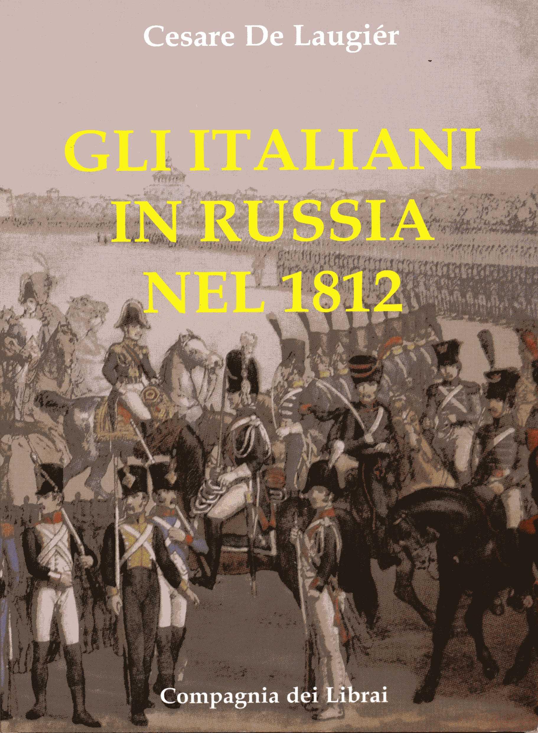 Gli italiani in Russia nel 1812