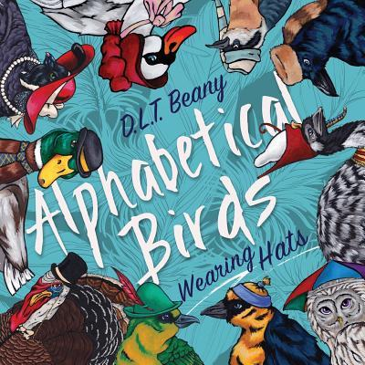 Alphabetical Birds Wearing Hats