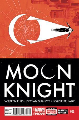 Moon Knight Vol.5 #2