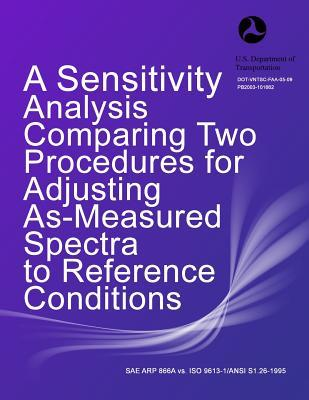 A Sensitivity Analysis Comparing Two Procedures for Adjusting As-Measured Spectra to Reference Conditions
