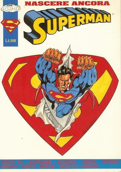 Nascere ancora Superman