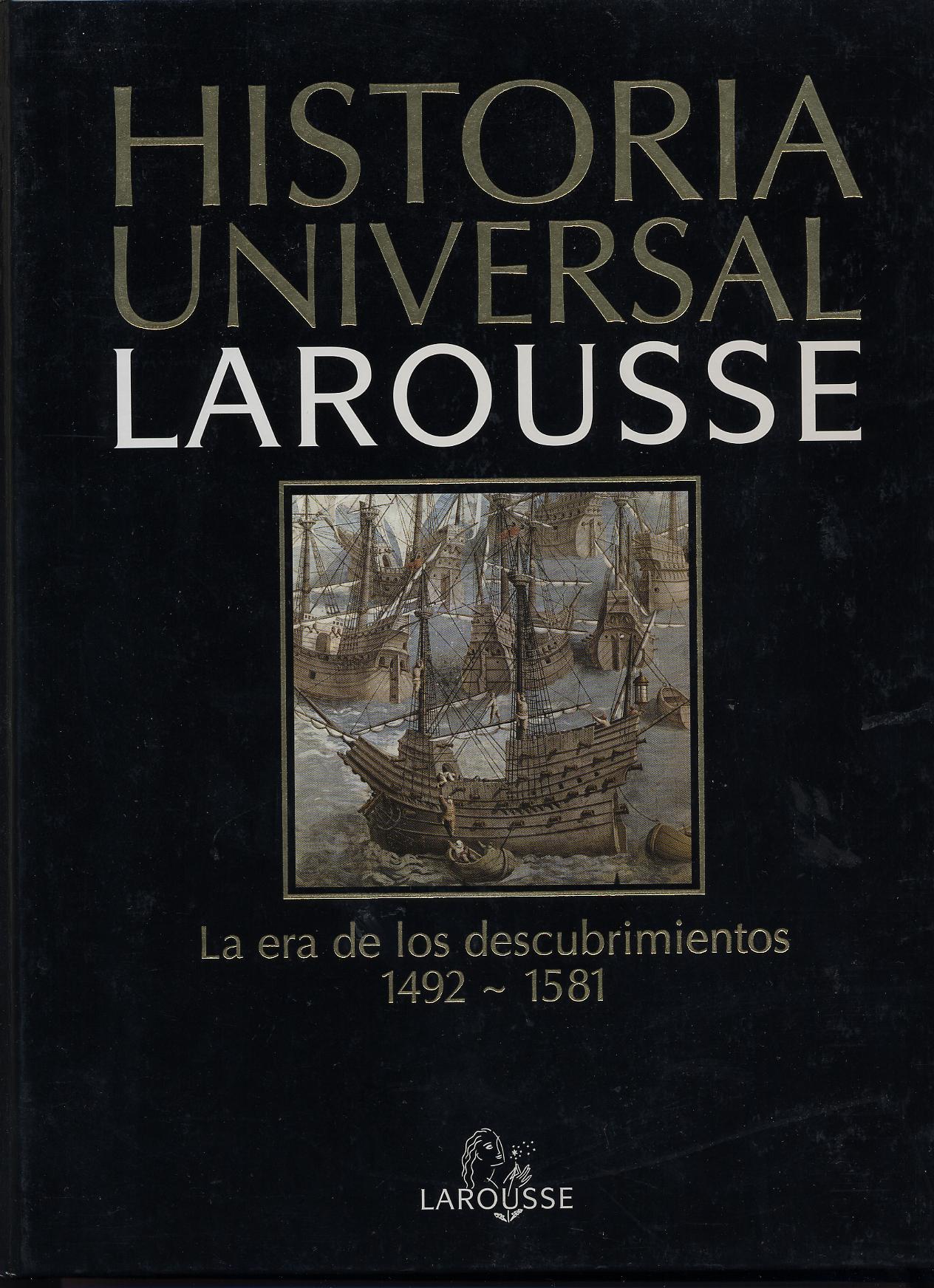 Historia Universal Larouse