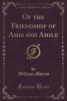 Of the Friendship of...