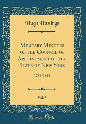 Military Minutes of ...