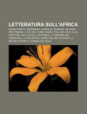 Letteratura Sull'afric
