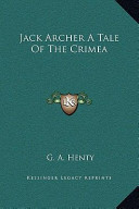 Jack Archer a Tale of the Crime