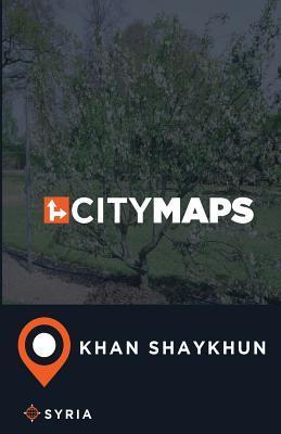 City Maps Khan Shaykhun, Syria