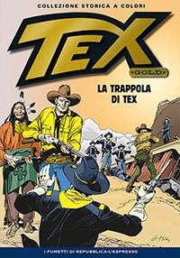 Tex collezione storica a colori Gold n. 21