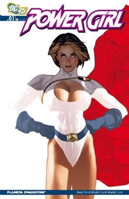 Power Girl vol. 1