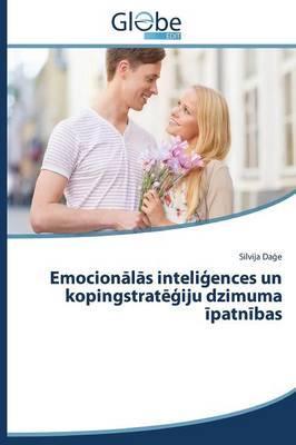 Emocionālās inteliģences un kopingstratēģiju dzimuma īpatnības