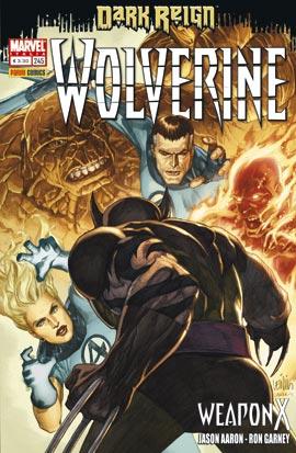 Wolverine n. 245