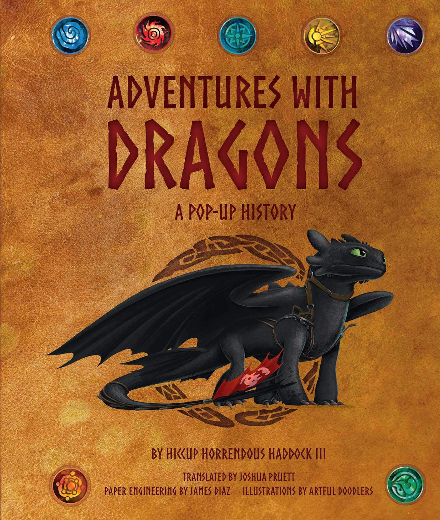 Adventures with Dragons