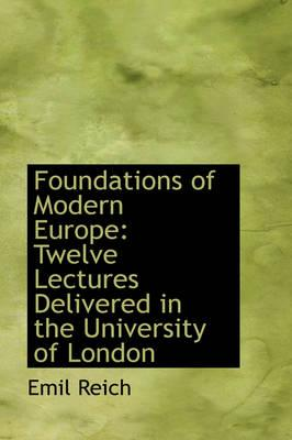 Foundations of Modern Europe