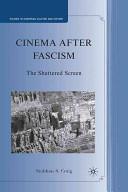 Cinema after Fascism