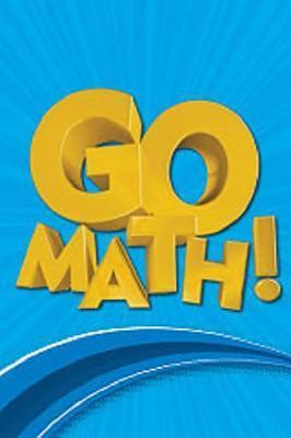 Go Math! Grade K