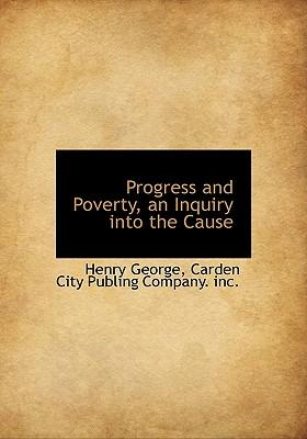 Progress and Poverty...