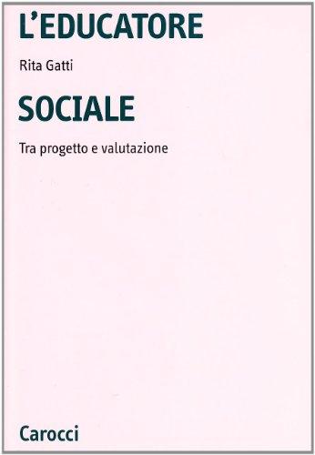 L'educatore sociale
