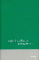 Oxford Studies in Metaphysics