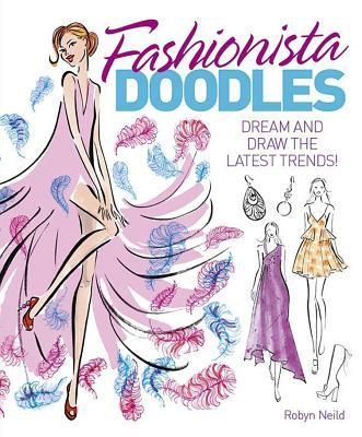 Fashionista Doodling Book
