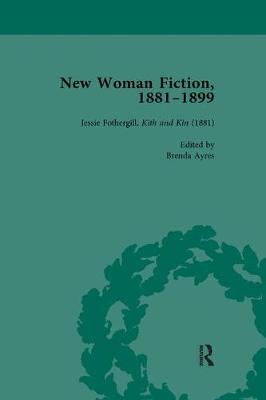 New Woman Fiction, 1881-1899, Part I Vol 1