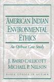 American Indian environmental ethics