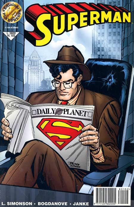 Superman n. 102