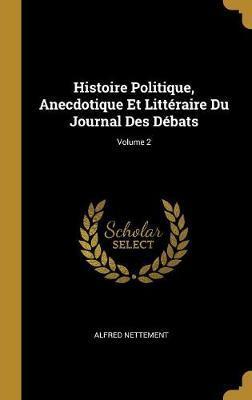 Histoire Politique, ...