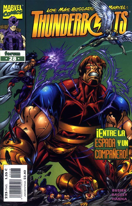 Thunderbolts Vol.1 #28 (de 40)